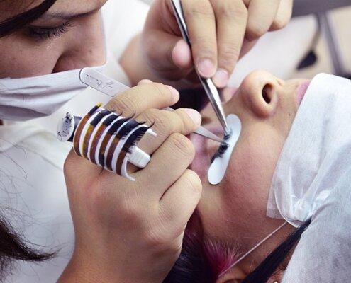 kosmetyczka zabiegi kosmetyczne gliwice