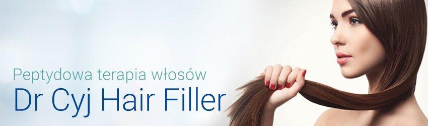 peptydowa terapia włosów medycyna estetyczna gliwice